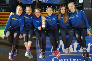 El femení absolut del JAB es consagra a nivell nacional i puja al podi del campionat de Catalunya de cros