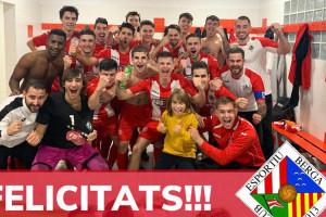L'Avià, el Berga 'B' i l'Alt Berguedà aconsegueixen l'ascens a Segona i Tercera Catalana de futbol