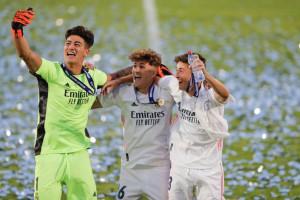 El Consell Comarcal proposa una rebuda institucional al futbolista Toni Fuidias, guanyador de la Champions juvenil amb el Reial Madrid