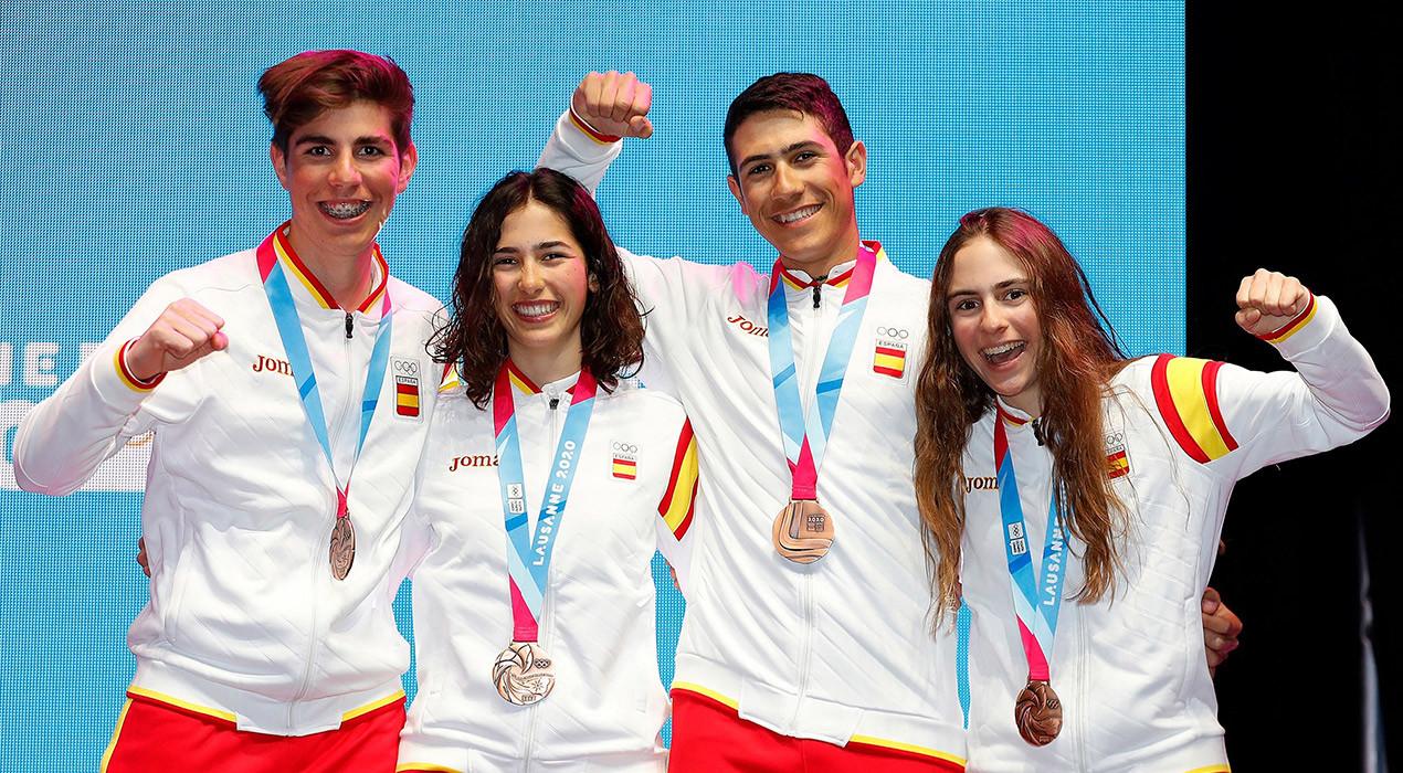 Els Mountain Runners, premiats als Guardons de l'Esport 2020 per la projecció internacional de l'equip de skimo