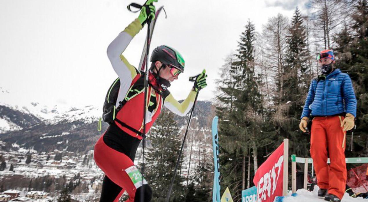 Ot Ferrer comença la copa del món d'esquí de muntanya amb un or en esprint; Maria Costa, bronze