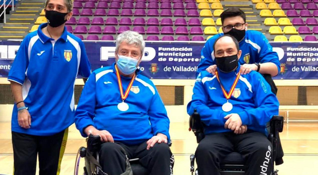 El berguedà Ramon Prat es proclama campió d'Espanya de boccia