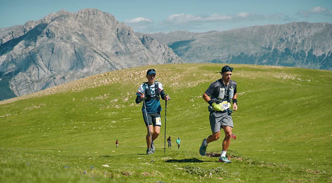 Els Mountain Runners converteixen la cursa estrella de la Berga Trail en una ultra de 60km