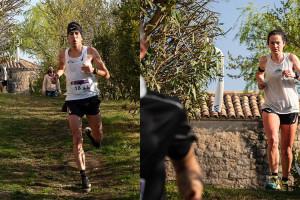 Xavi Tomasa i Judit Franch guanyen la primera Pugo Regis Trail física