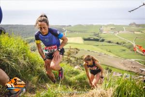 La berguedana Vanesa Chirveches, cinquena al campionat d'Espanya de trail màster