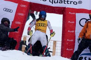 La berguedana Aura Coronado, campiona d'Espanya d'esquí alpí