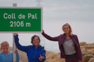 Dani Osanz i Sara Alonso rebaixen el rècord de la Pujada a Coll de Pal i superen el repte proposat per Salomon