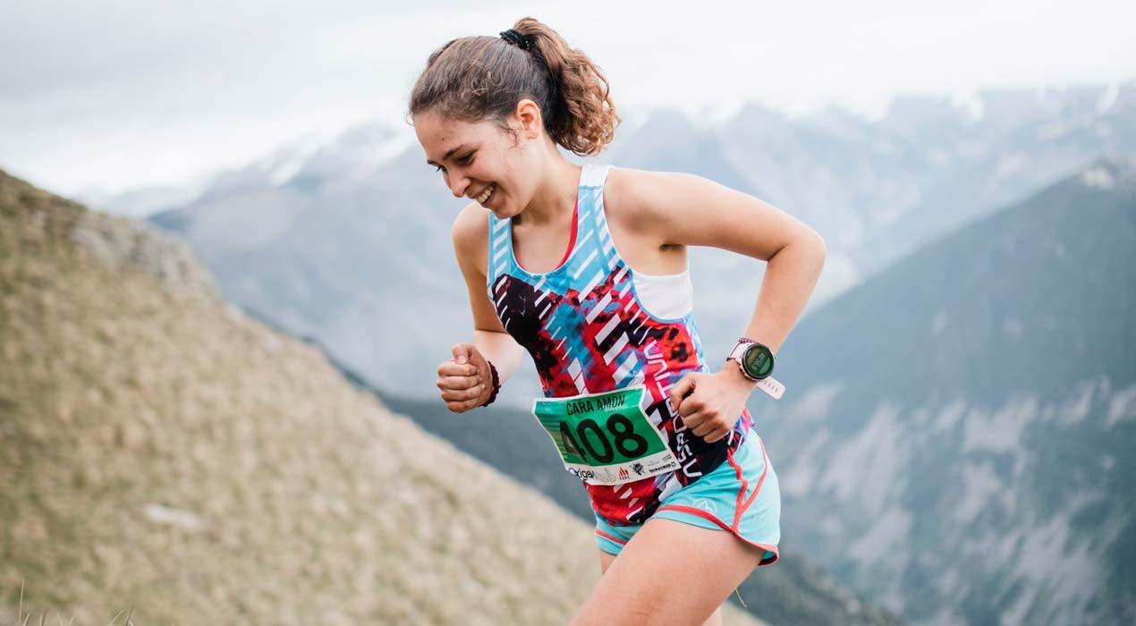 Laia Gonfaus i Berta Guitart, campiones de Catalunya de curses verticals