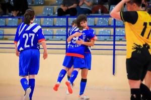 El femení del Futbol Sala Casserres, a un pas d'un ascens històric a Divisió d'Honor